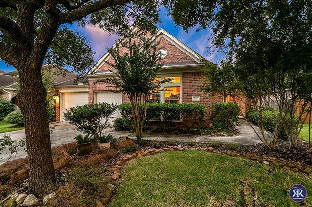 7610 Fall Creek Bend, Humble, TX 77396 (MLS #83659604) :: The SOLD by George Team