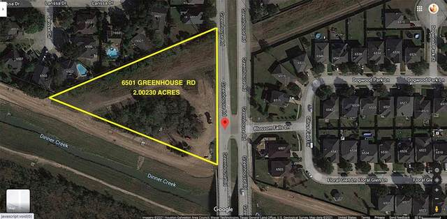 6501 Greenhouse Road, Katy, TX 77449 (MLS #83659959) :: Caskey Realty