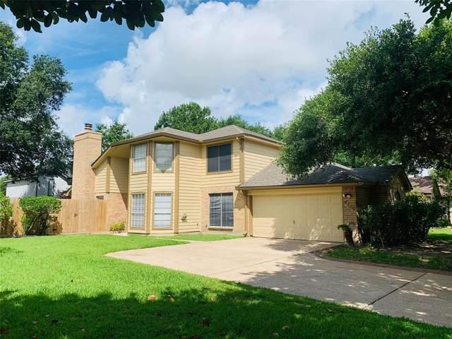 8619 Pine Falls Drive, Houston, TX 77095 (MLS #83672352) :: The Property Guys