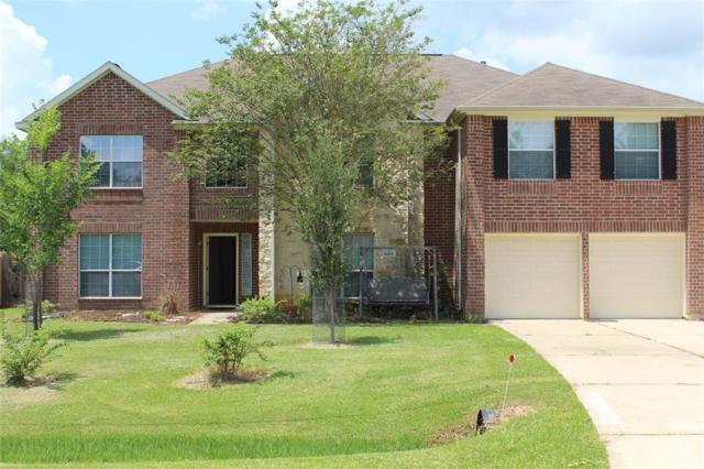 6906 Grant Drive, Magnolia, TX 77354 (MLS #83673819) :: Texas Home Shop Realty