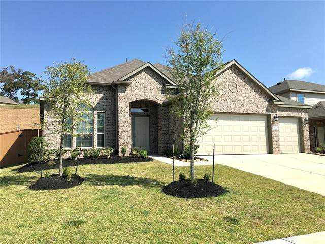 741 Wedgewood Park, Conroe, TX 77304 (MLS #83686067) :: Homemax Properties