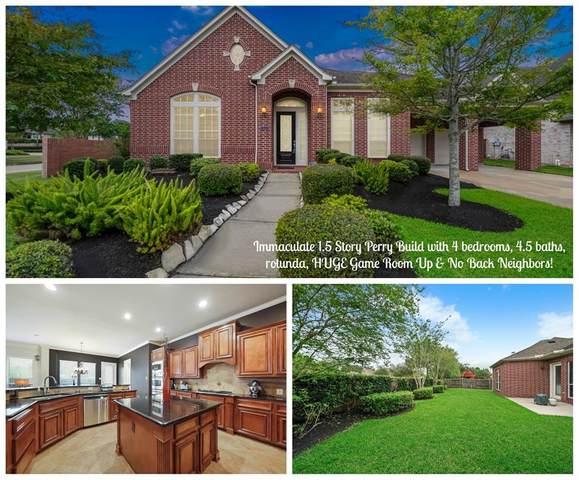 2636 Cottage Creek Drive, Pearland, TX 77584 (MLS #836861) :: Guevara Backman