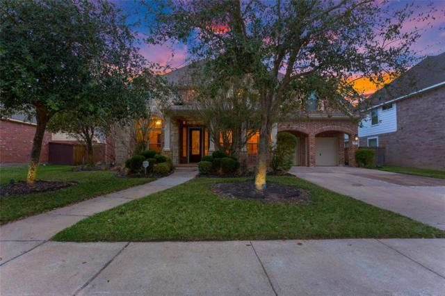 12317 Bend Creek Lane, Pearland, TX 77584 (MLS #83694341) :: Fanticular Real Estate, LLC