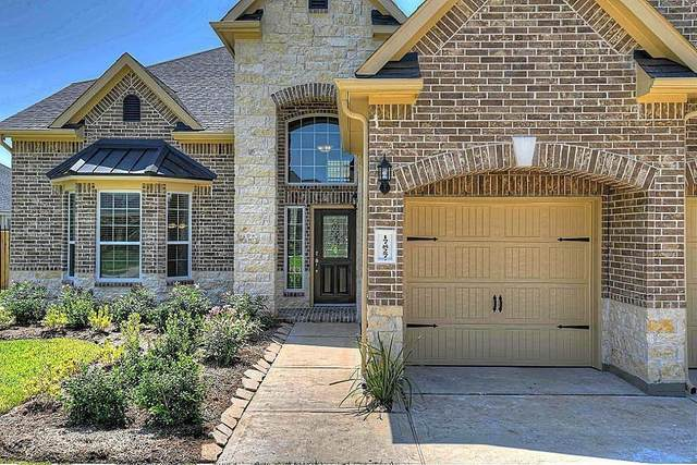17827 Obelisk Bay Drive, Cypress, TX 77429 (MLS #83710618) :: The Bly Team