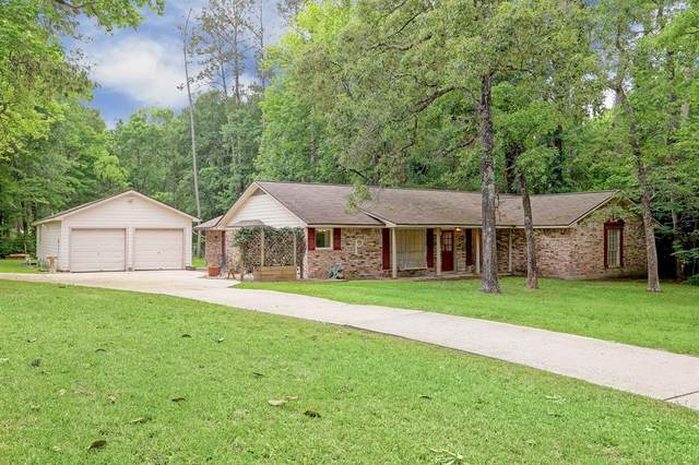 12527 Forest Creek Drive, Conroe, TX 77304 (MLS #83713336) :: The SOLD by George Team