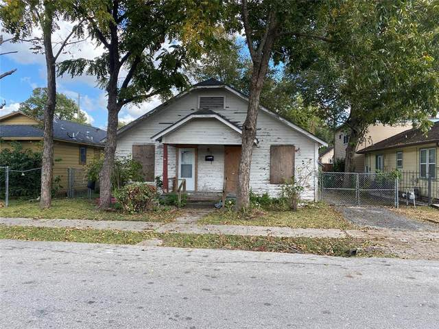 1412 Northwood Street, Houston, TX 77009 (MLS #83721352) :: Lerner Realty Solutions