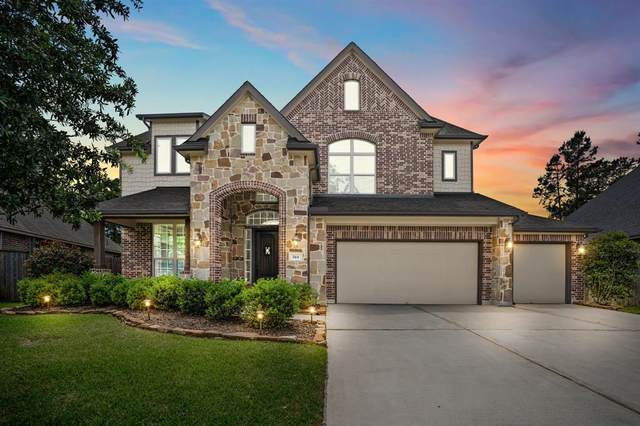 144 Wade Pointe Drive, Montgomery, TX 77316 (#8372660) :: ORO Realty