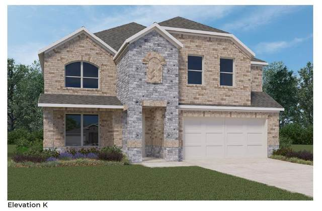 15803 Gibson Grass Court, Spring, TX 77379 (MLS #83747358) :: My BCS Home Real Estate Group