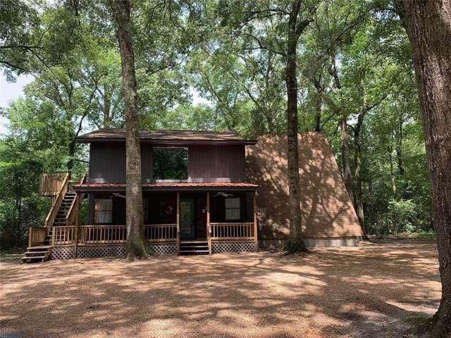 491 Grist Mill Lane, Shepherd, TX 77371 (MLS #8375689) :: Phyllis Foster Real Estate