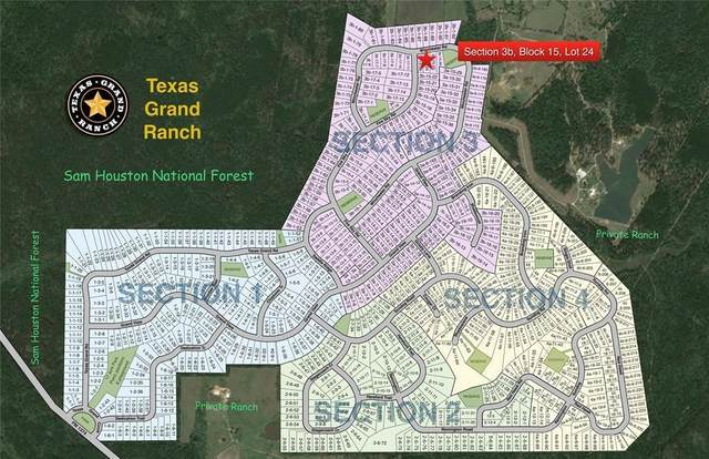 297 Winchester Road, Huntsville, TX 77340 (MLS #83763816) :: Michele Harmon Team