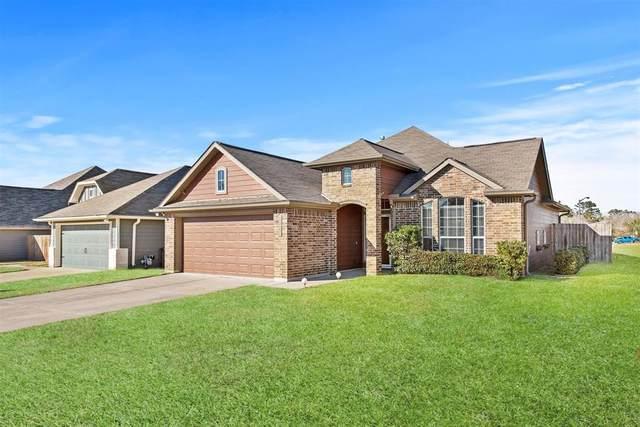 156 Briarwood Drive, Huntsville, TX 77320 (MLS #83766592) :: Michele Harmon Team
