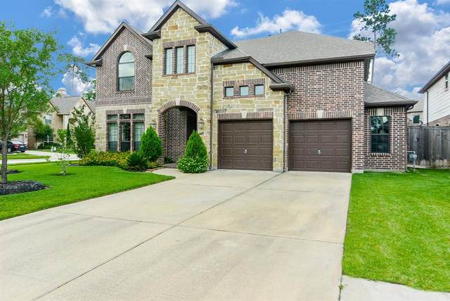 24530 Alli Creek Court, Spring, TX 77389 (MLS #83787728) :: The Bly Team