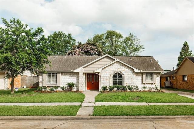 10810 Kirkmead Drive, Houston, TX 77089 (MLS #83803670) :: Connect Realty
