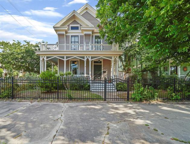 2328 Avenue N, Galveston, TX 77550 (MLS #83804340) :: The SOLD by George Team