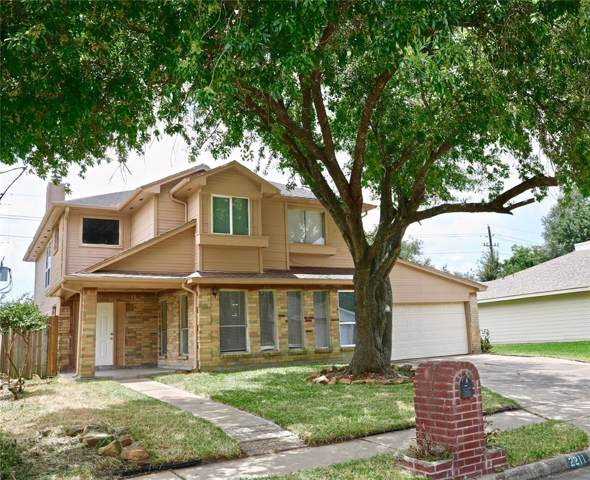 2211 Oakwell Lane, Katy, TX 77449 (MLS #83807801) :: The Heyl Group at Keller Williams
