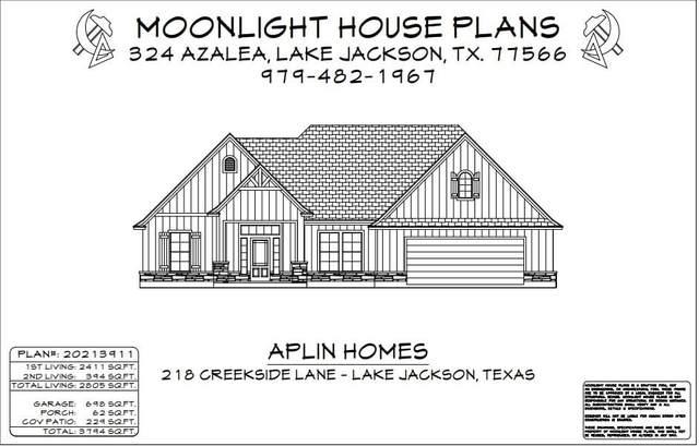 218 Creekside Lane, Lake Jackson, TX 77566 (MLS #83821367) :: The Queen Team