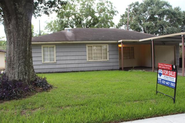 508 West Lane, Pasadena, TX 77506 (MLS #83827623) :: The SOLD by George Team