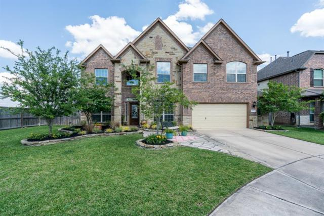 16818 Orchid Mist Drive, Cypress, TX 77433 (MLS #83830526) :: The SOLD by George Team
