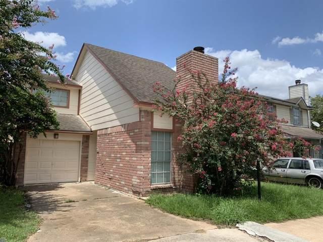 7050 Inwood Park Drive #118, Houston, TX 77088 (MLS #83841023) :: The Sansone Group