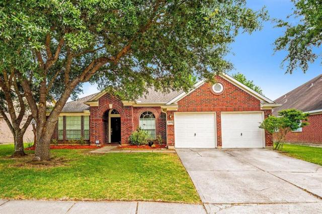 3223 Forrester Drive, Pearland, TX 77584 (MLS #83849863) :: Christy Buck Team