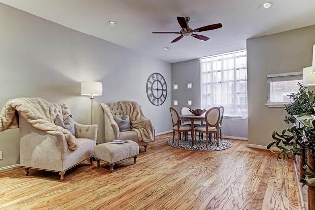 4004 Montrose Boulevard 12E, Houston, TX 77006 (MLS #83860947) :: Caskey Realty