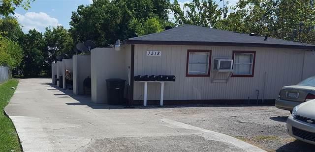 7518 Morley Street #5, Houston, TX 77061 (MLS #8387075) :: The Parodi Team at Realty Associates