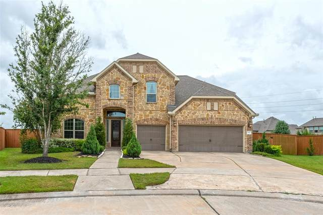 11023 Bearsden Drive, Richmond, TX 77407 (MLS #838918) :: The SOLD by George Team