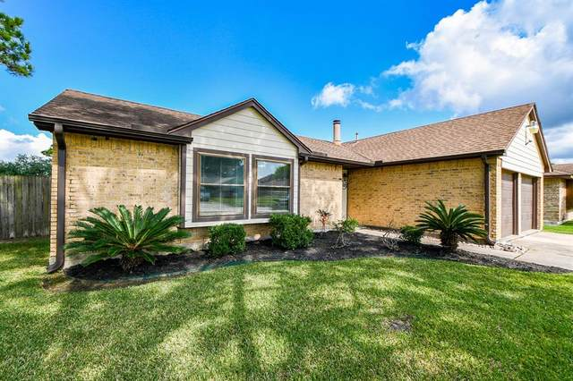 7903 Breda Drive, Baytown, TX 77521 (MLS #83892606) :: The SOLD by George Team