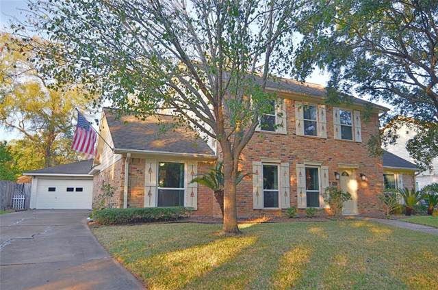 4327 Long Grove Drive, Taylor Lake Village, TX 77586 (MLS #83895559) :: Ellison Real Estate Team