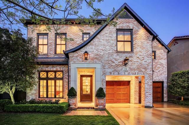 1705 Morse Street, Houston, TX 77019 (MLS #83898466) :: Connect Realty
