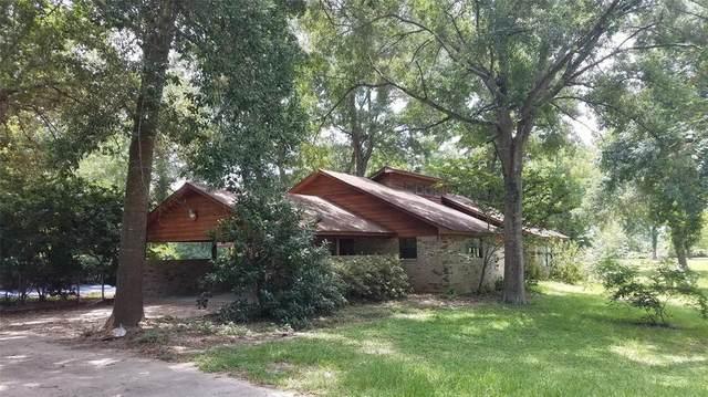 567 Route 66, Livingston, TX 77351 (MLS #83902166) :: NewHomePrograms.com LLC
