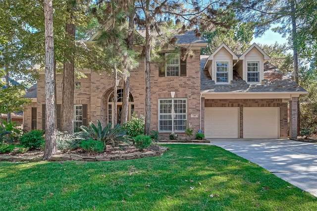 219 N Hazelcrest Circle, The Woodlands, TX 77382 (MLS #83908093) :: Texas Home Shop Realty
