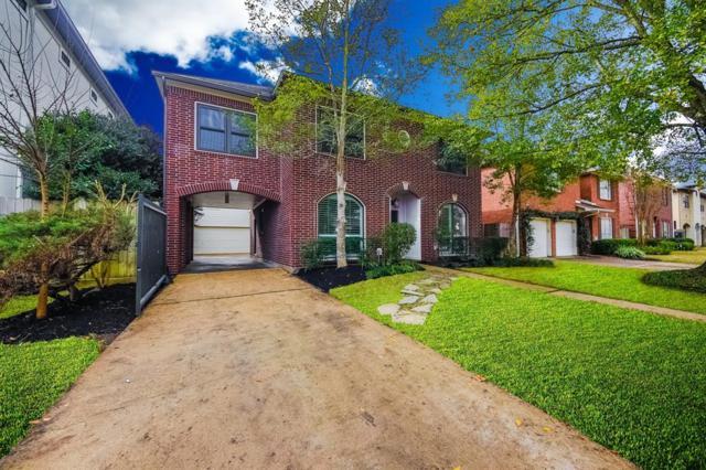 4421 Effie Street, Bellaire, TX 77401 (MLS #83913155) :: Caskey Realty
