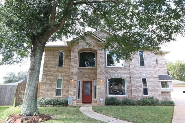 8606 Barry Oaks Court, La Porte, TX 77571 (MLS #83915396) :: Bray Real Estate Group