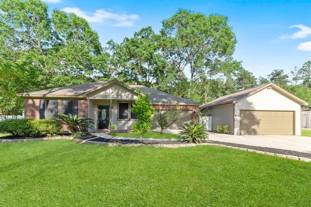 506 Magnolia Bend, New Caney, TX 77357 (MLS #83927767) :: The Bly Team