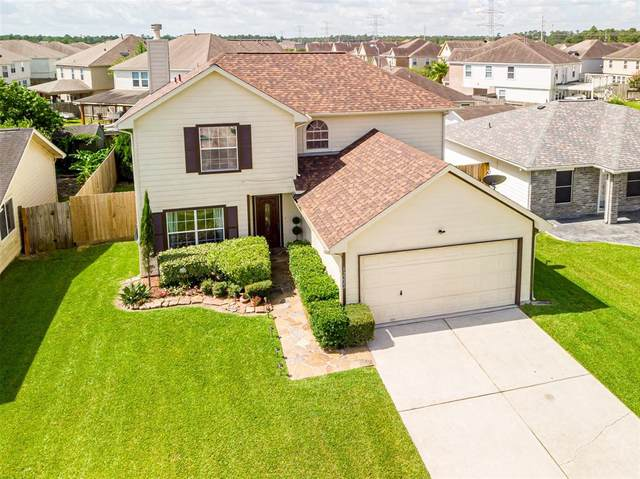 12222 Greensbrook Forest Drive, Houston, TX 77044 (MLS #83932299) :: The Bly Team