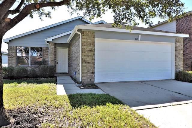 718 Kiley Drive, Houston, TX 77073 (MLS #83940727) :: The Jill Smith Team