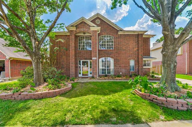 3723 Windlewood Drive, Katy, TX 77449 (MLS #83956572) :: The Bly Team