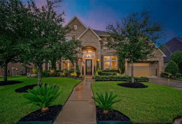 2302 Monarch Terrace Drive, Katy, TX 77494 (MLS #83961869) :: The Bly Team