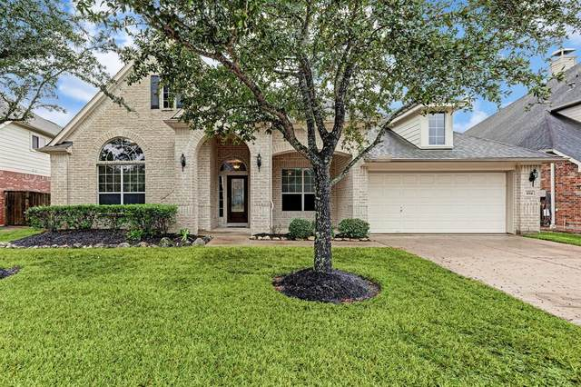 1014 Misty Trails Lane, League City, TX 77573 (MLS #83964815) :: The Sansone Group