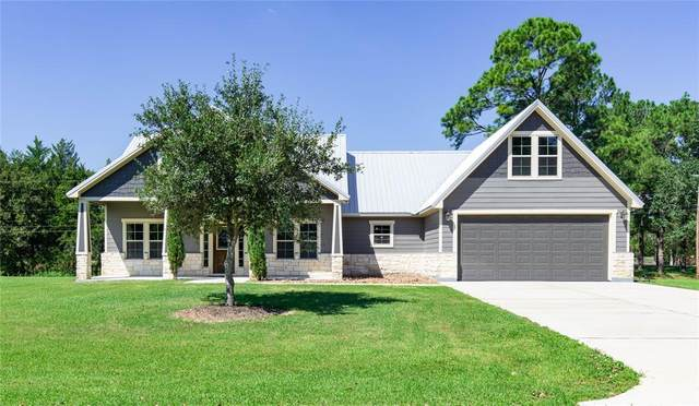 1589 County Road 141, Alvin, TX 77511 (MLS #83970810) :: Michele Harmon Team