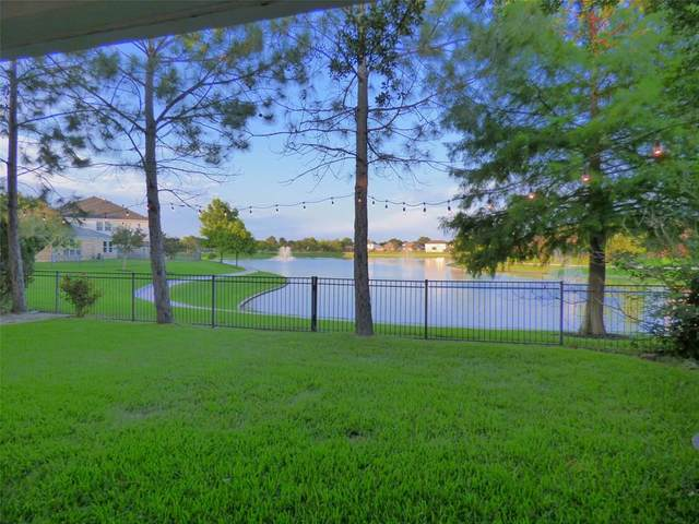 15114 By The Lake Way, Cypress, TX 77429 (MLS #83972768) :: The SOLD by George Team