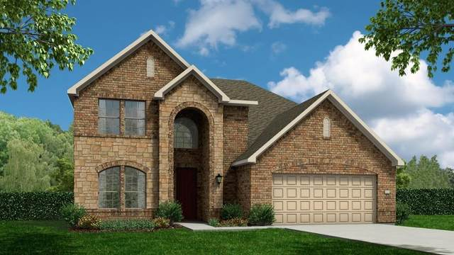 502 Round Lake Drive, Rosenberg, TX 77469 (MLS #8399403) :: The Queen Team