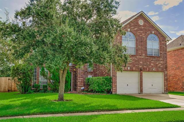 2703 Sun Valley Court, Pearland, TX 77584 (MLS #83998696) :: The Queen Team