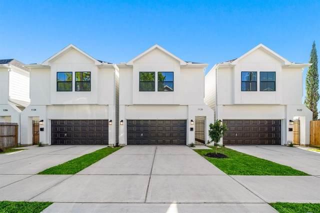821 W 19th Street, Houston, TX 77008 (MLS #84004431) :: Caskey Realty
