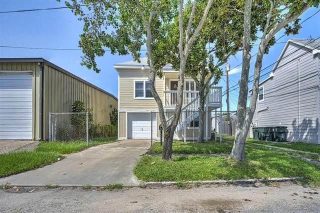 2413 42nd Street, Galveston, TX 77550 (MLS #84009337) :: Christy Buck Team