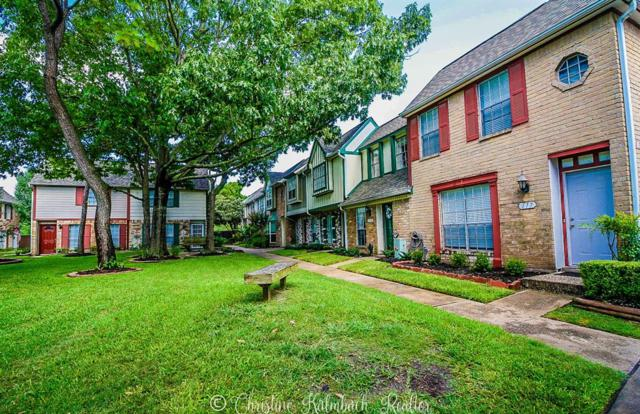 11002 Hammerly Boulevard #178, Houston, TX 77043 (MLS #84012797) :: The SOLD by George Team
