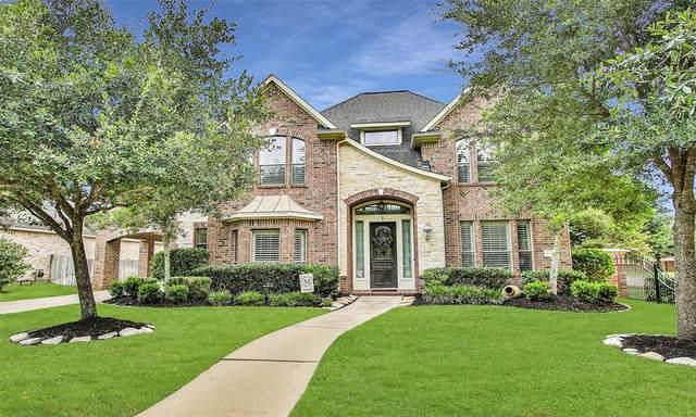 8623 Steele Creek Lane, Missouri City, TX 77459 (MLS #84017770) :: Texas Home Shop Realty
