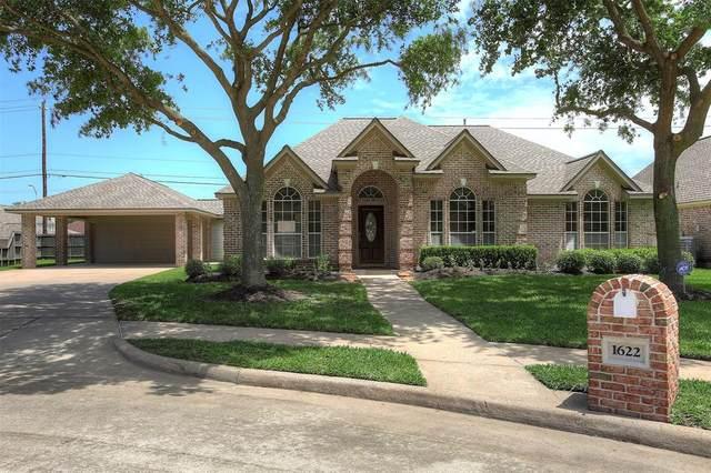 1622 Big Bend Lane, Deer Park, TX 77536 (MLS #84028787) :: The SOLD by George Team