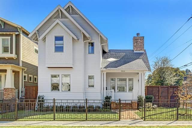602 E 21st Street, Houston, TX 77008 (MLS #84036833) :: Caskey Realty